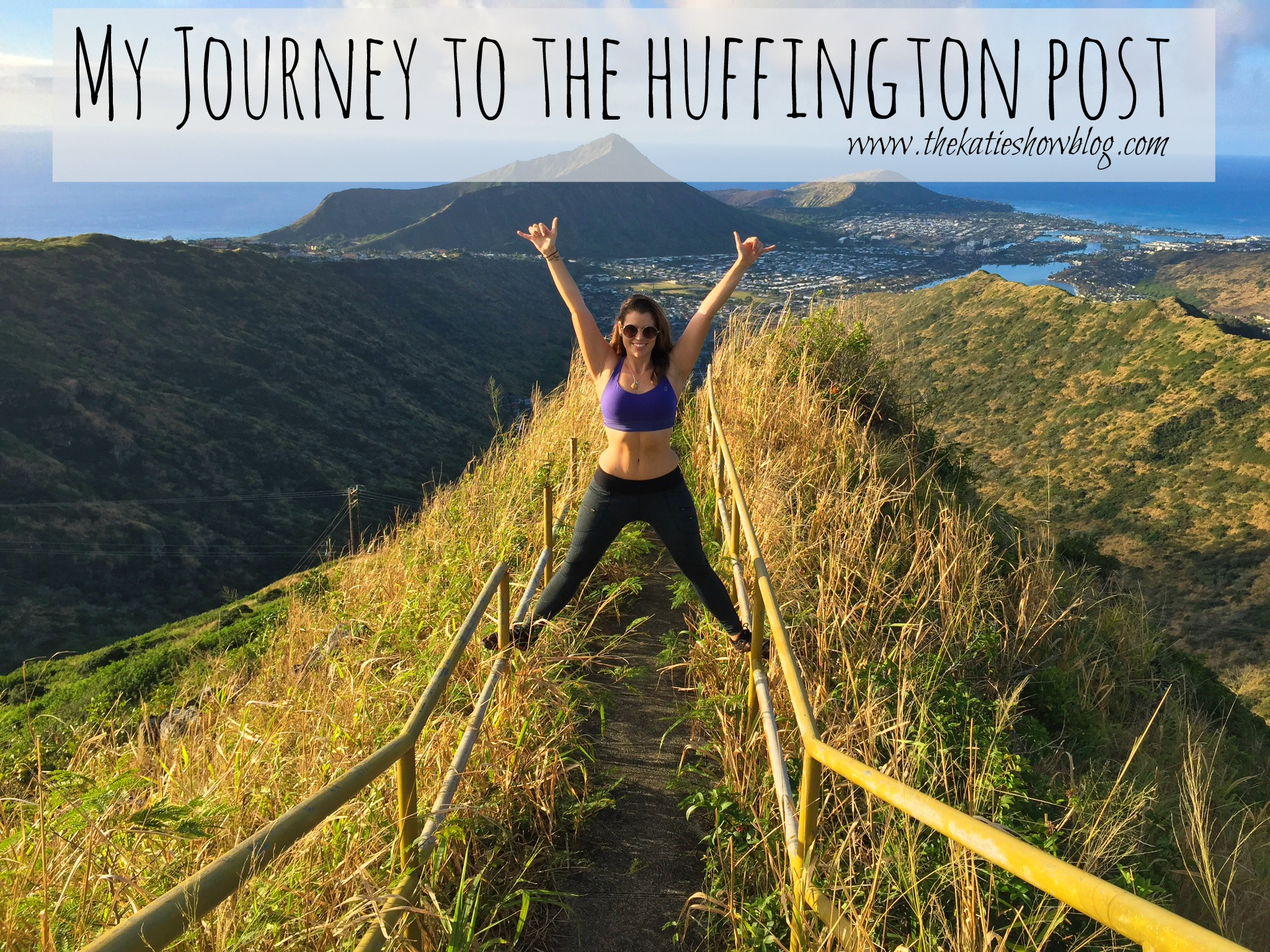 Journey to the Huffington Post