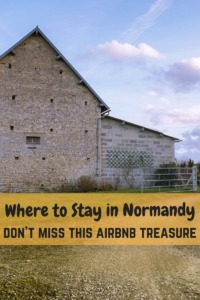 Where to stay in Normandy