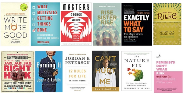 Finishing My New Years Resolution The 12 Books That Got Me There